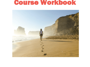 Mindfulness Workbook - Front