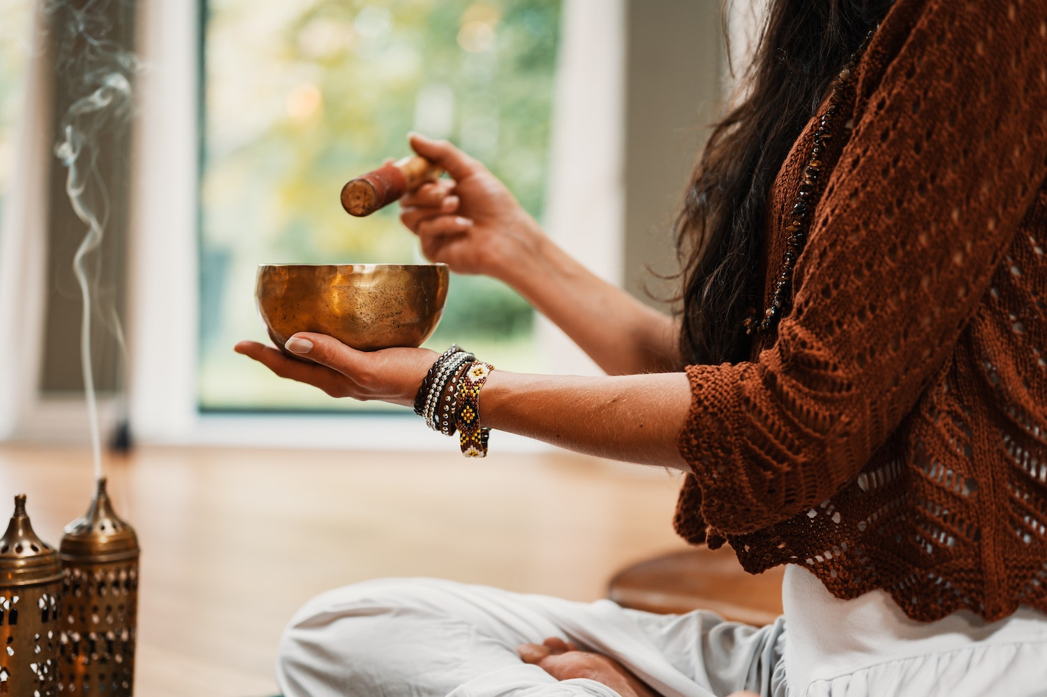 The Breath and Bell of Mindfulness - Wellbeing at Work - Mindful Me