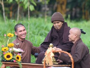 Mindfulness and Buddhism - Lessons from Plum Village - Tony O'Shea-Poon