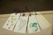 Tropics, Maple Keys, Ginkgo, Sumac by Amee Le