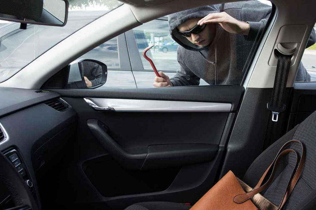 Securing Your Vehicle