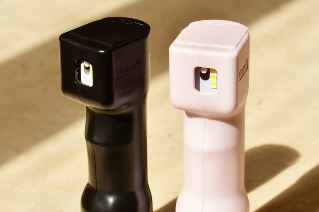 Plegium Smart Pepper Spray Review