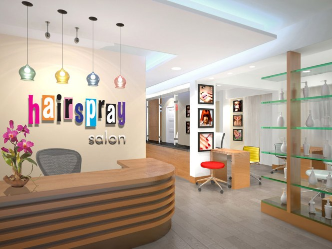 Beauty Parlor Interior Design Impressive Hair Salon Decor Ideas Decorating Usa 360grades You