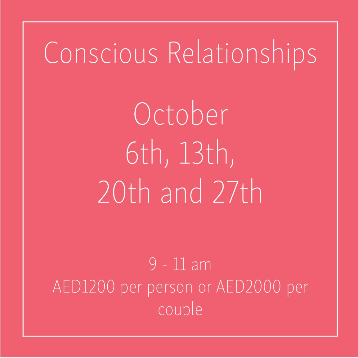 Conscious Relationships - Oct_Social Media Art 1