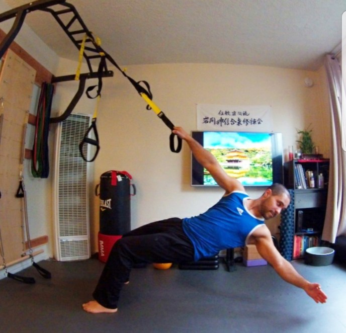 trx training in san francisco