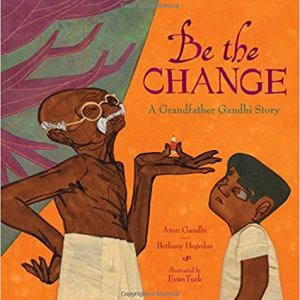Five Books-Be the Change