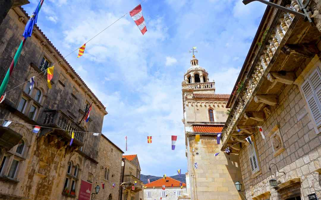A Guide to Korčula, the Adriatic Masterpiece