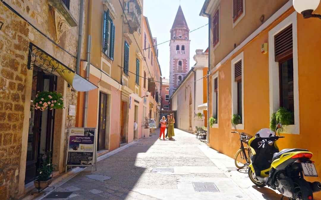 Photo Tour of Zadar, Croatia