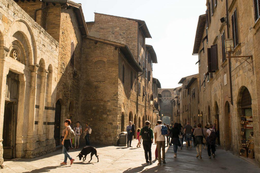 San Gimignano Florence Day trip
