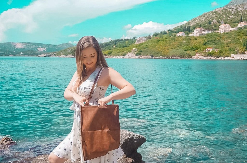 The 4 in 1 Bag Perfect for Travel