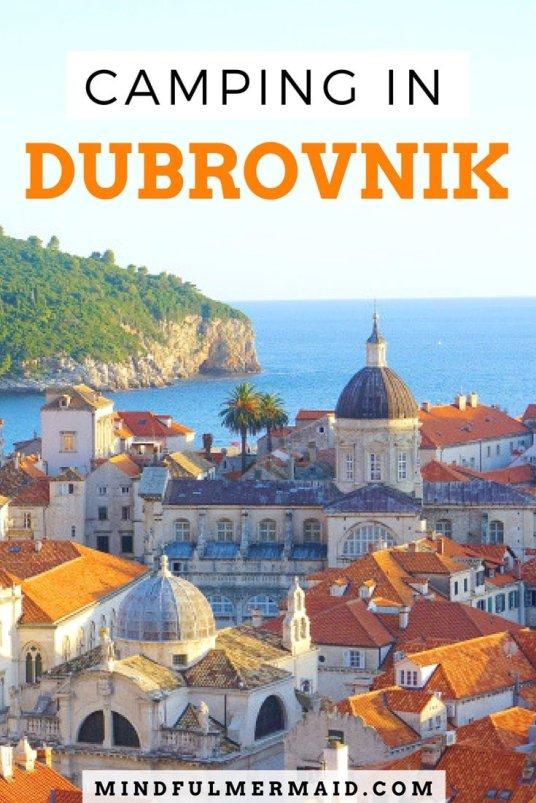 Camping in Dubrovnik, Croatia Guide