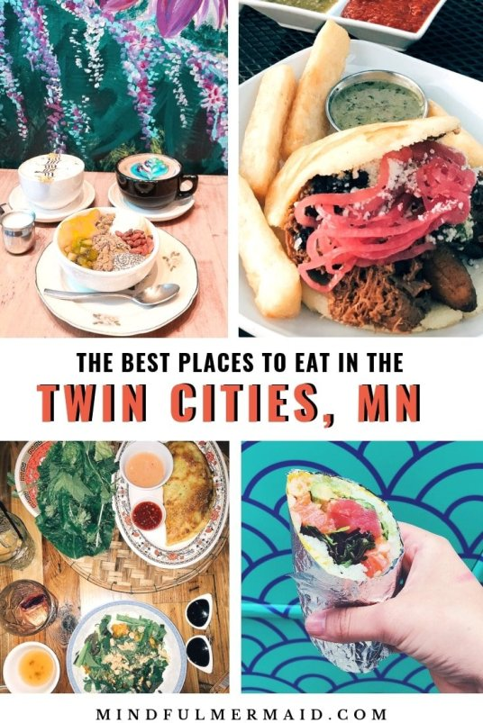 Twin Cities MN Foodie Guide