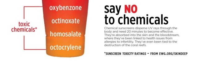 4 Reasons to Switch to Mineral Sunscreen