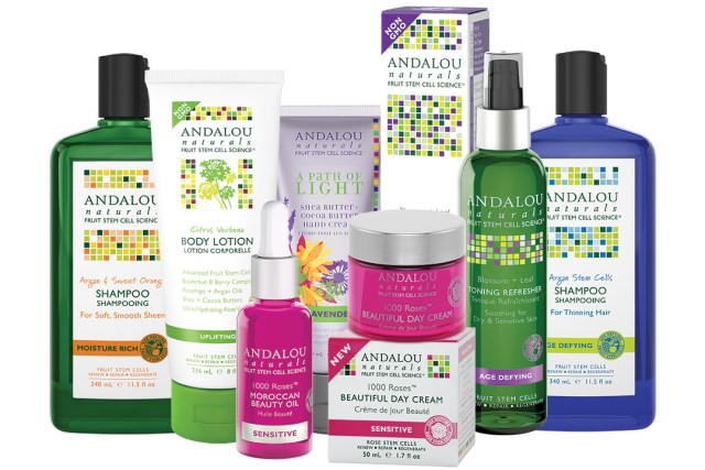 Andalou Naturals Skin Care // www.mindfulmomma.com