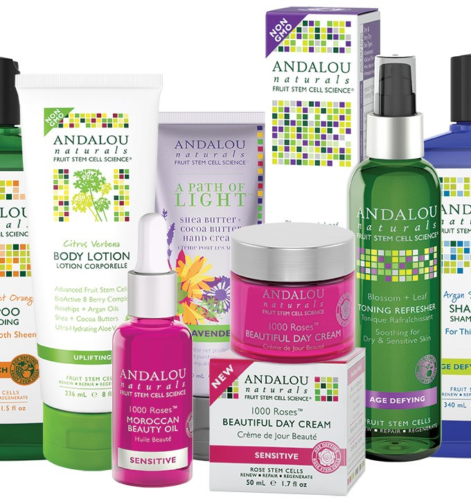 Andalou Naturals: Affordable, Effective, Natural Skin Care