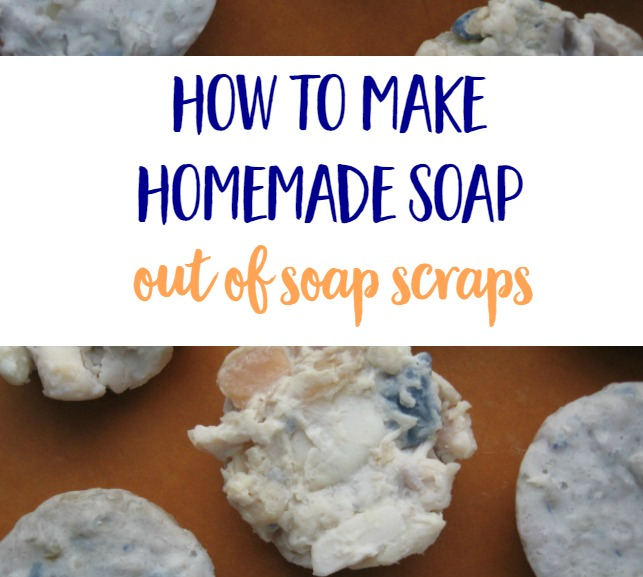 how to make handmade soaps how to make soap out of soap scraps 6740