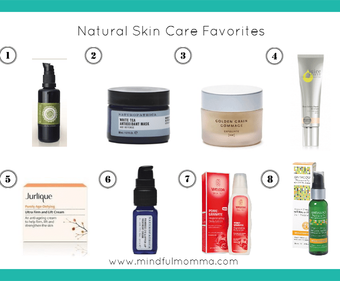 Top Natural Skin Care Products