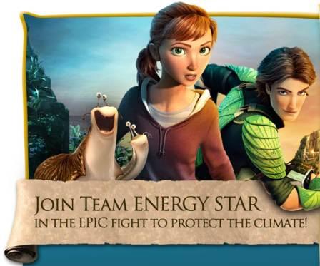Epic Team ENERGY STAR via mindfulmomma.com