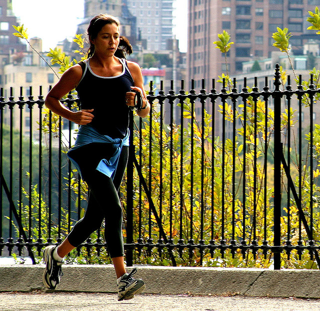 How to enjoy running when you don't. www.mindfulmomma.com