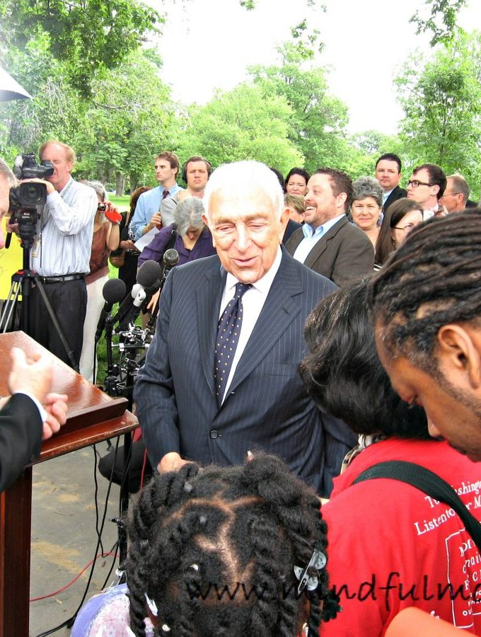 We Will Miss Our Safer Chemicals Hero: Senator Frank Lautenberg
