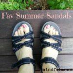 Favorite Summer Sandals via mindfulmomma.com