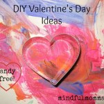 Candy-Free, DIY Valentine's Day Ideas