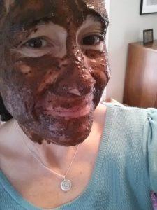 Coffee Facial Mask via mindfulmomma.com