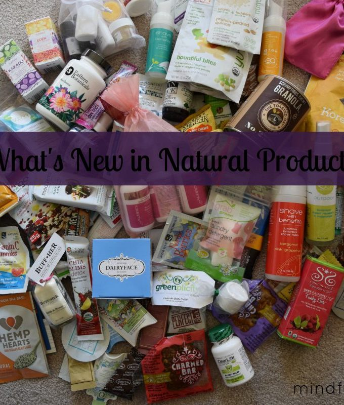 What's New in Natural Products #expoeast