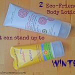 Favorite Natural Body Lotions + a Skin Softening Trick