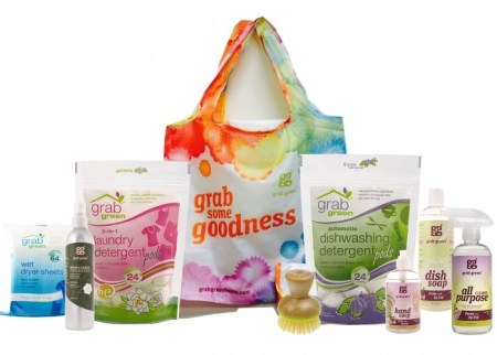 Grab Green products via mindfulmomma.com