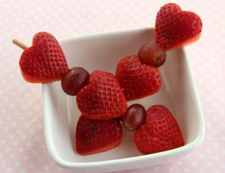 Healthy Strawberry Snacks by Modern Parents Messy Kids