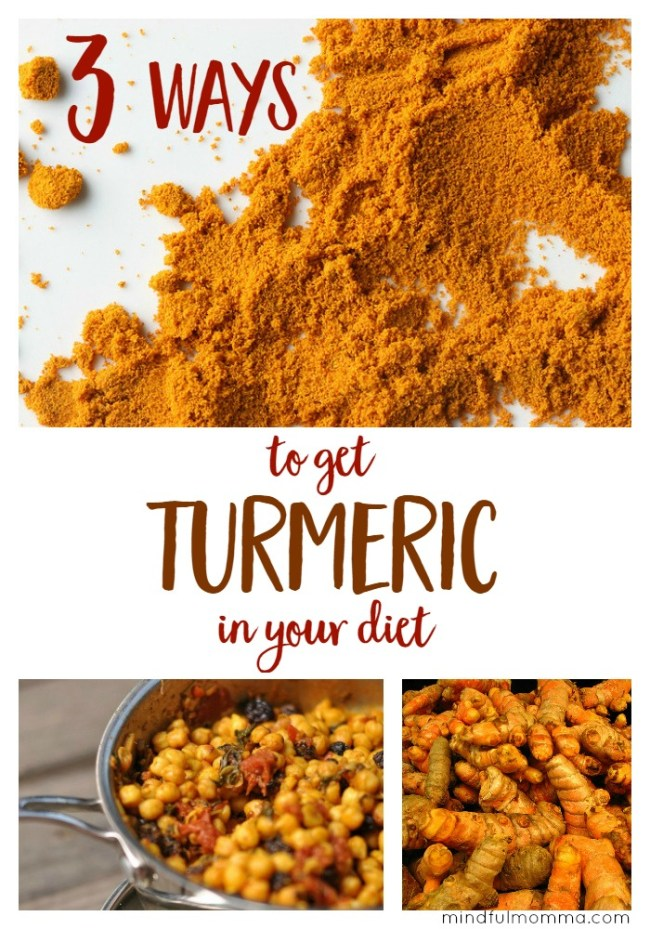 3 Ways to Get Turmeric in Your Diet | Healthy Food | Natural Remedies | Anti Inflammatory