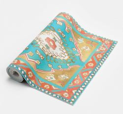 Rodales Magic Carpet Yoga Mat
