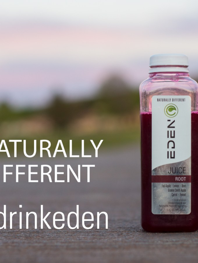 Celebrate Imperfections with Eden Juice