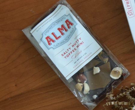 Alma toffee bar via mindfulmomma.com