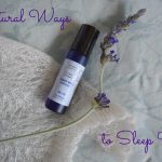 Natural Ways to Get a Good Night's Sleep
