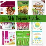 Organic Snacks to Stock Up Your Pantry