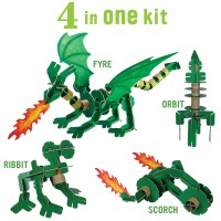 YOXO Fyre Dragon Set
