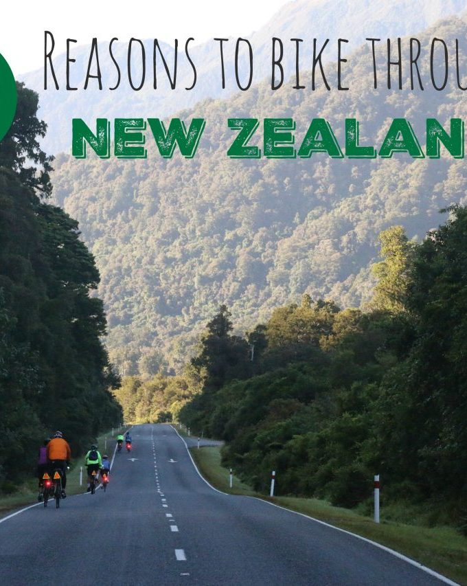 10 Reasons to Bike Through New Zealand // www.mindfulmomma.com