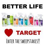 Better Life Loves Target!