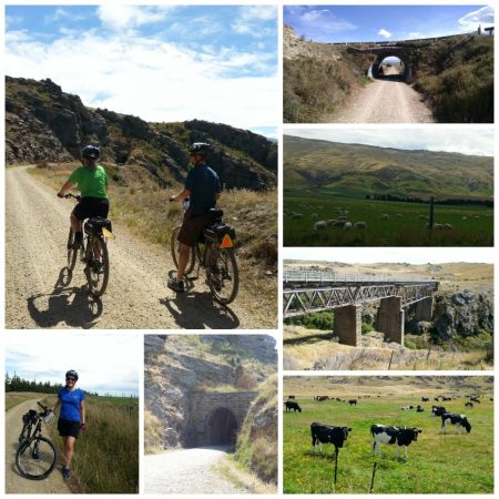 Otago Rail Trail New Zealand // www.mindfulmomma.com