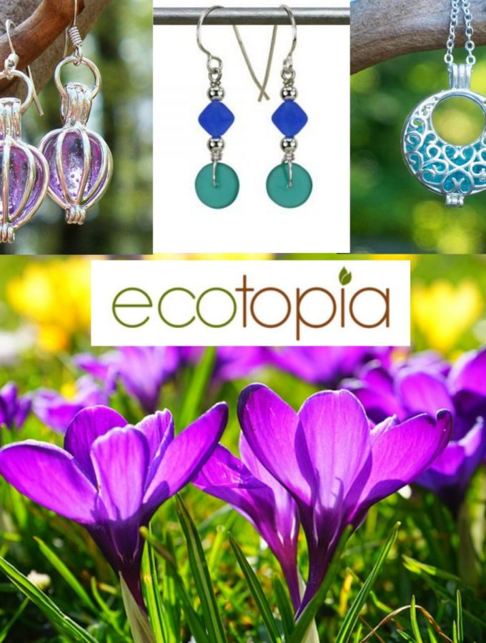 Treat Yourself to Eco Friendly Jewelry For Earth Month