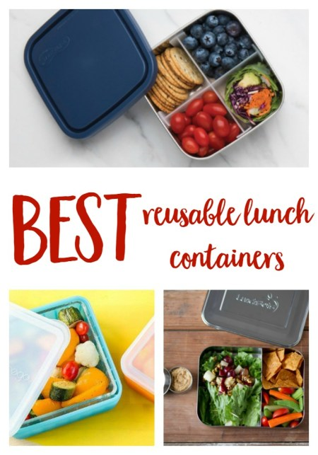 Best reusable lunch containers via mindfulmomma.com