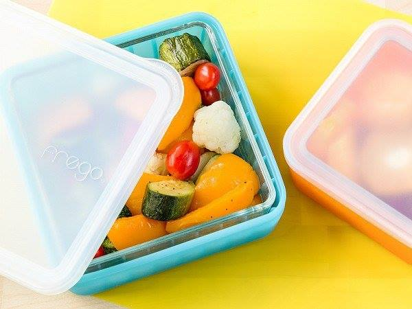 Frego and other reusable lunch containers