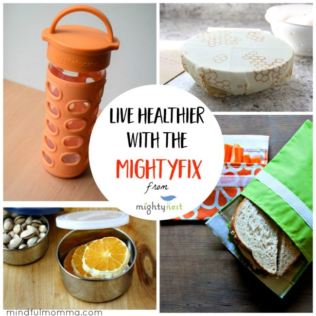 How the MightyFix Can Help You Live Healthier // www.mindfulmomma.com