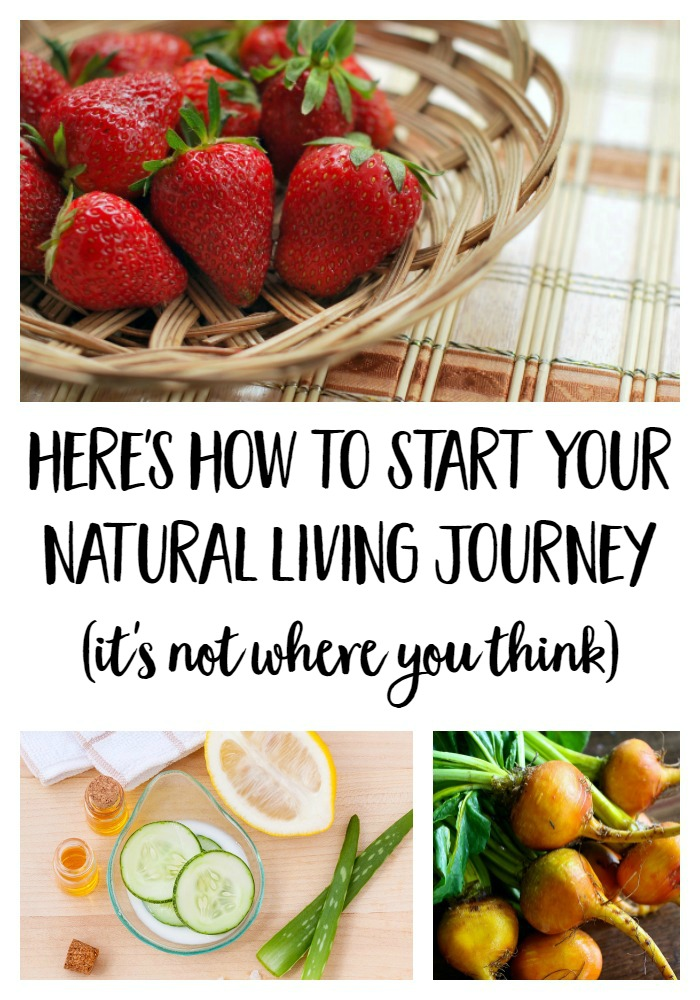 How to Start Your Natural Living Journey // mindfulmomma.com
