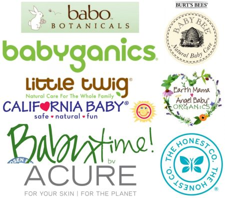 Affordable natural baby products that you can easily find on your next run for diapers or groceries. | baby care | baby products | non toxic | eco baby | Mindful Momma