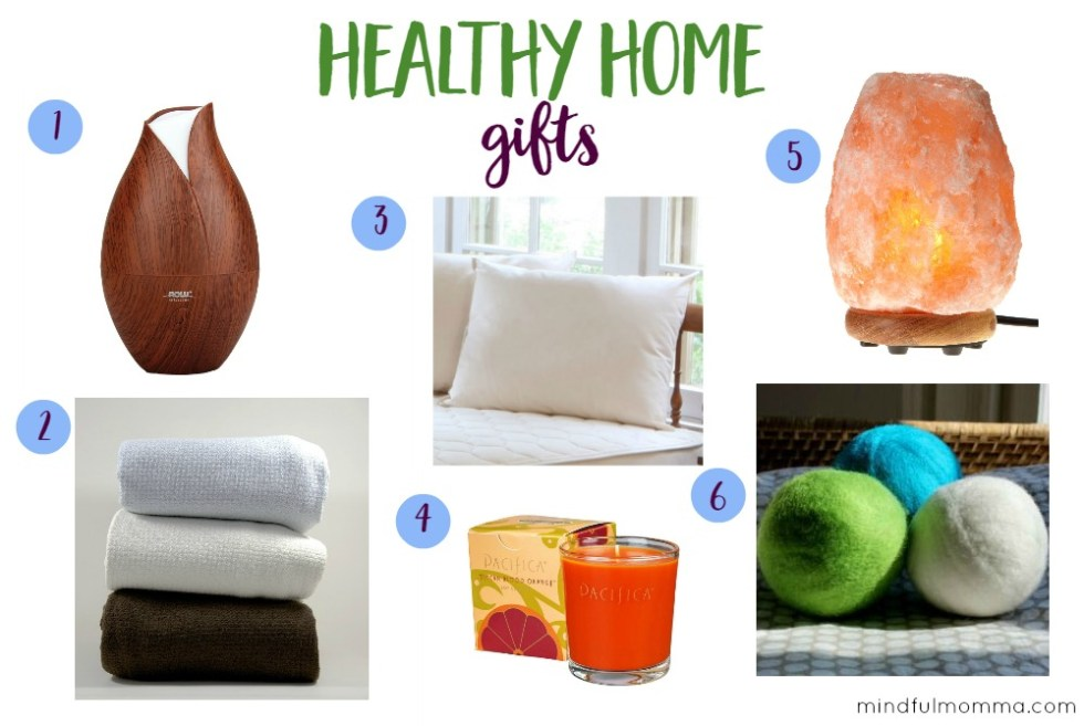 Green & Healthy Gifts Guide | Mindful Momma