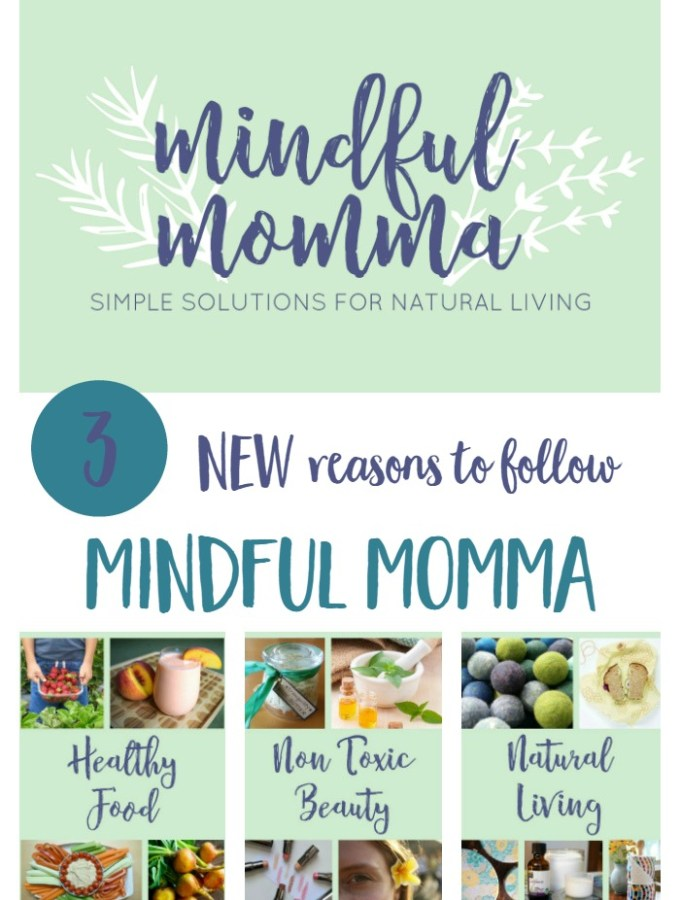 3 Reasons to Follow Mindful Momma