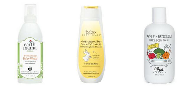 Baby Non-Toxic Shampoo